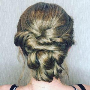 hair salon schererville